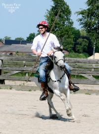 Working Equitation-Turnier in Holland